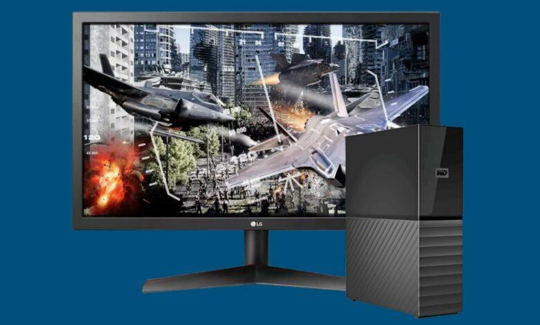 Monitor de juegos LG con 144 Hz por solo 134,90 € y más en Cyberport