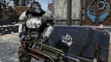 Fallout 76: Impressive trailer muestra nuevo contenido para Twilight of Steel