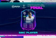 FIFA 21: SBC Alex Sandro Camino a la final - Requisitos y soluciones