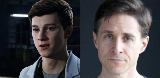 Yuri Lowenthal como Peter Parker