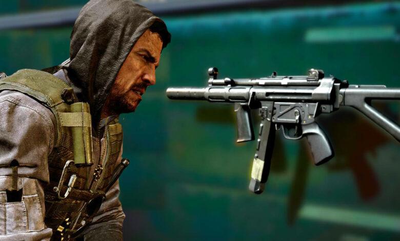 MP5 se considera la mejor arma en CoD Cold War; realmente funciona con esta configuración