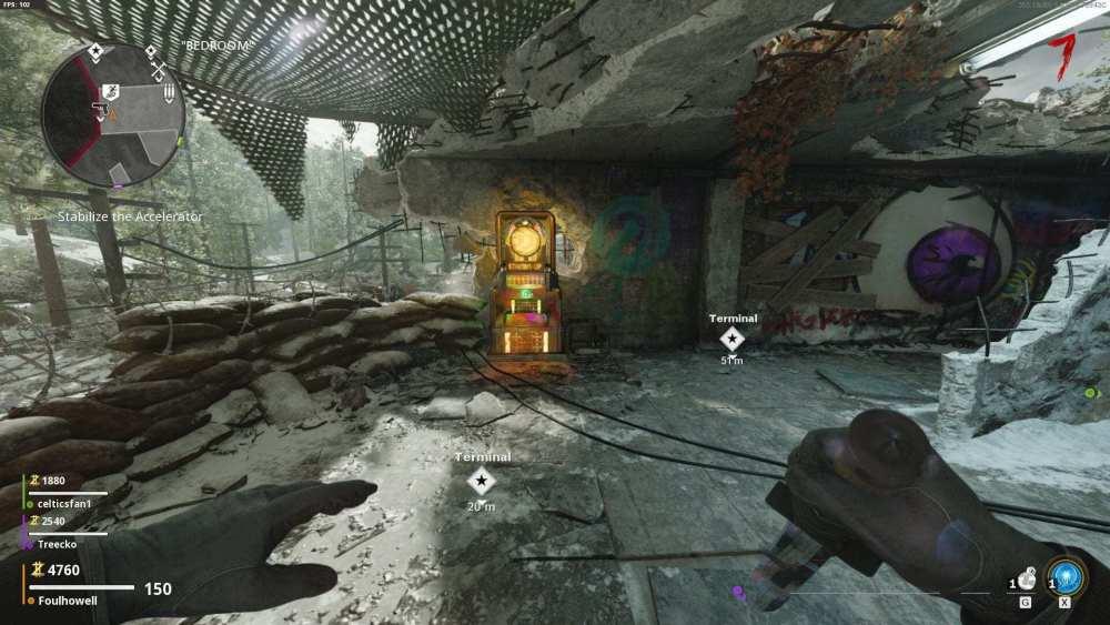 Stamin-Up, una de las mejores ventajas de Black Ops Cold War Zombies