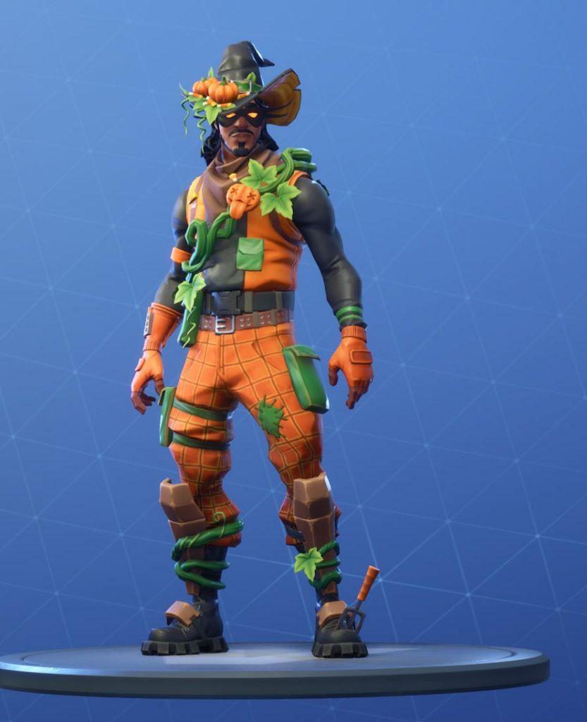 fn Pumpkin Fighter (Poco común)