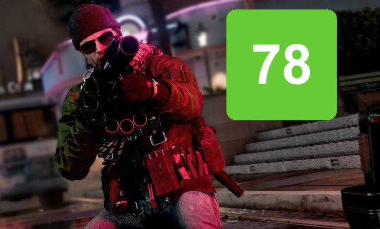 CoD Cold War en la prueba: solo 78 en Metacritic y de todas las cosas el multijugador tiene la culpa