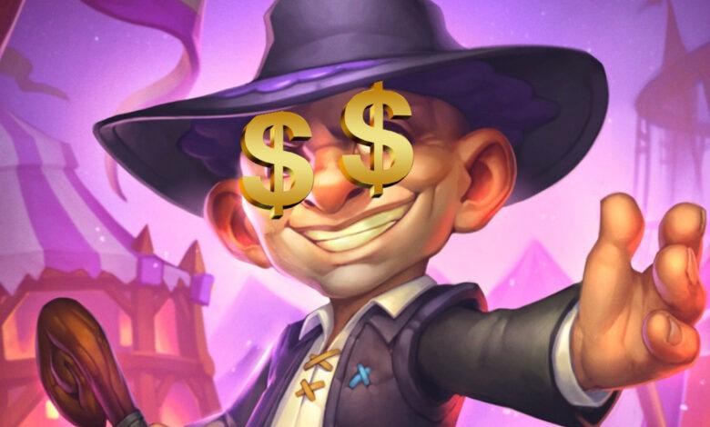 Hearthstone: los jugadores se sienten estafados por el pase de batalla de 20 €