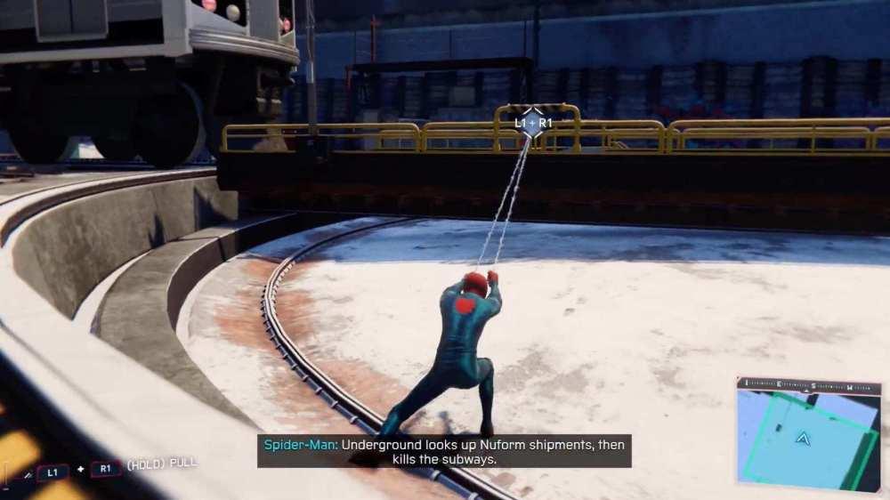 Cómo resolver el rompecabezas del tren de Miles Morales
