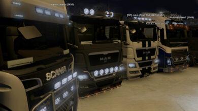 Juega Euro Truck Simulator 2 en multijugador con miles de camioneros: así es como funciona