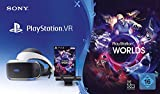 PlayStation 4 Virtual Reality + Camera + VR Worlds Voucher (nueva versión de PSVR)