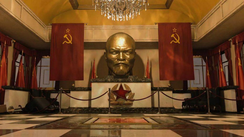 bacalao frío estaba Lenin