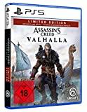 Assassin's Creed Valhalla Limited Edition - Exclusivo de Amazon - (PlayStation 5)