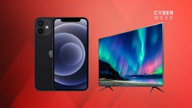 ebay Black Friday ofrece: Xiaomi 4K TV y iPhone 12 Mini al mejor precio