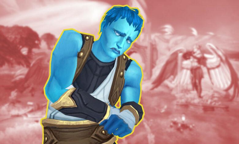 Los expertos recomiendan un pacto en WoW Shadowlands - Blizzard lo nerfó