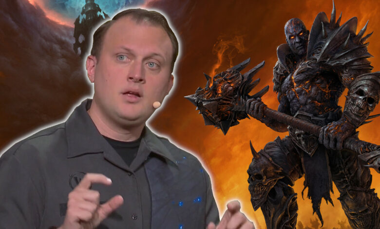 El jefe de WoW explica: Solo porque juegas algo como loco, no te gusta durante mucho tiempo