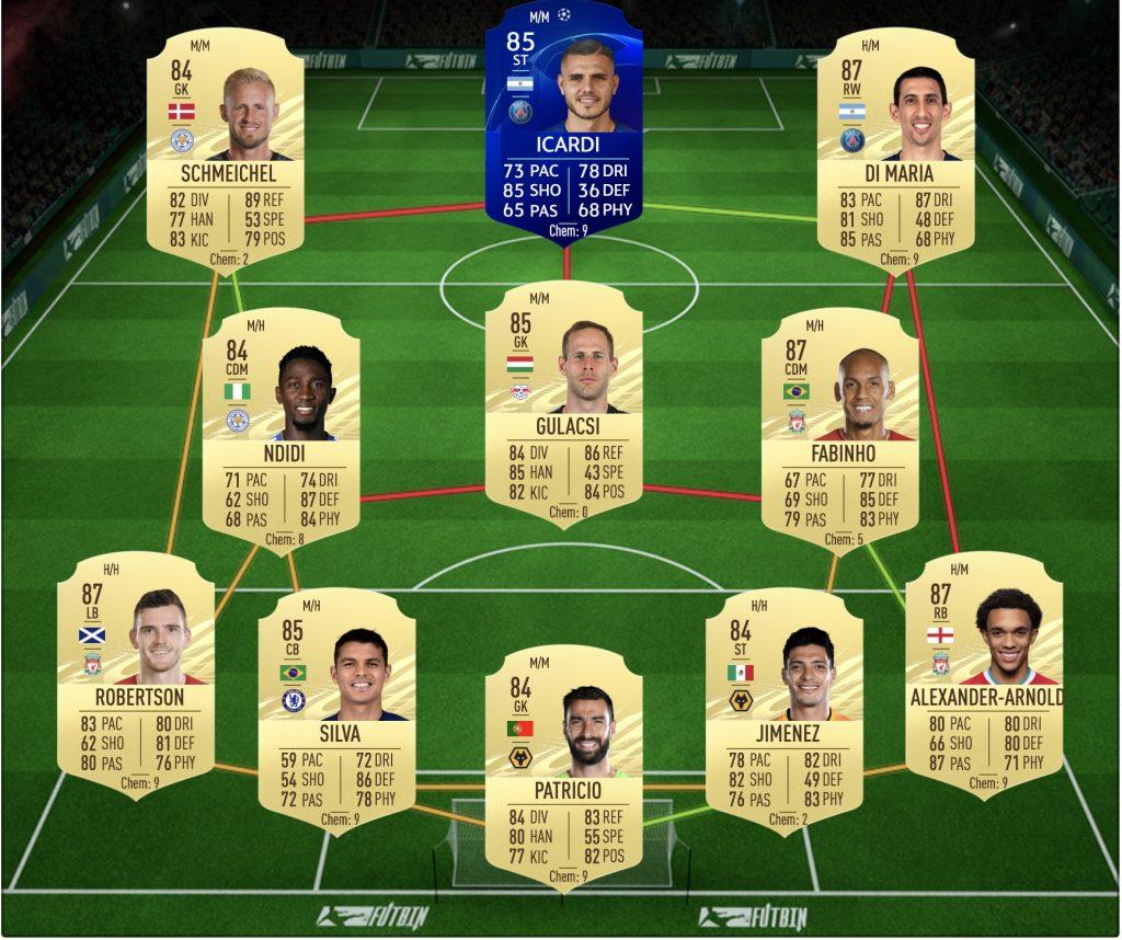 FIFA 21: Lewandowski es Bundesliga POTM en octubre ...