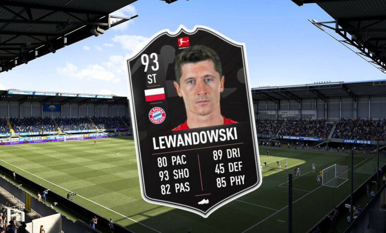 FIFA 21: Lewandowski es Bundesliga POTM en octubre - ¿Realmente vale la pena la tarjeta?