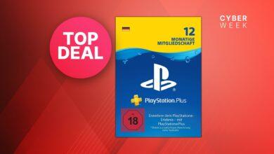Oferta Black Friday: Compra 12 meses de PS Plus al mejor precio