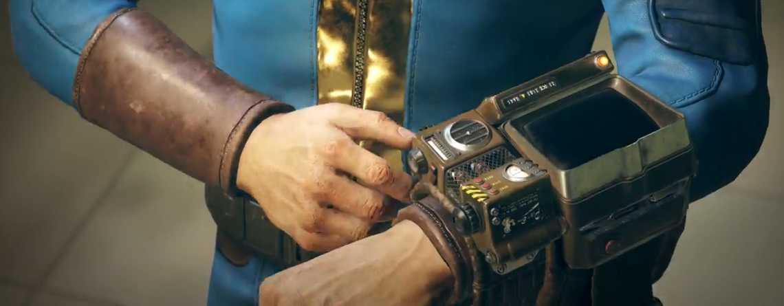 Fallout 76 Nuka Cola Armor Ubicación 4