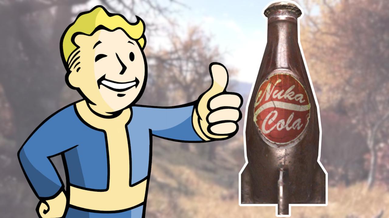 Fallout 76 Nuka Cola Classic