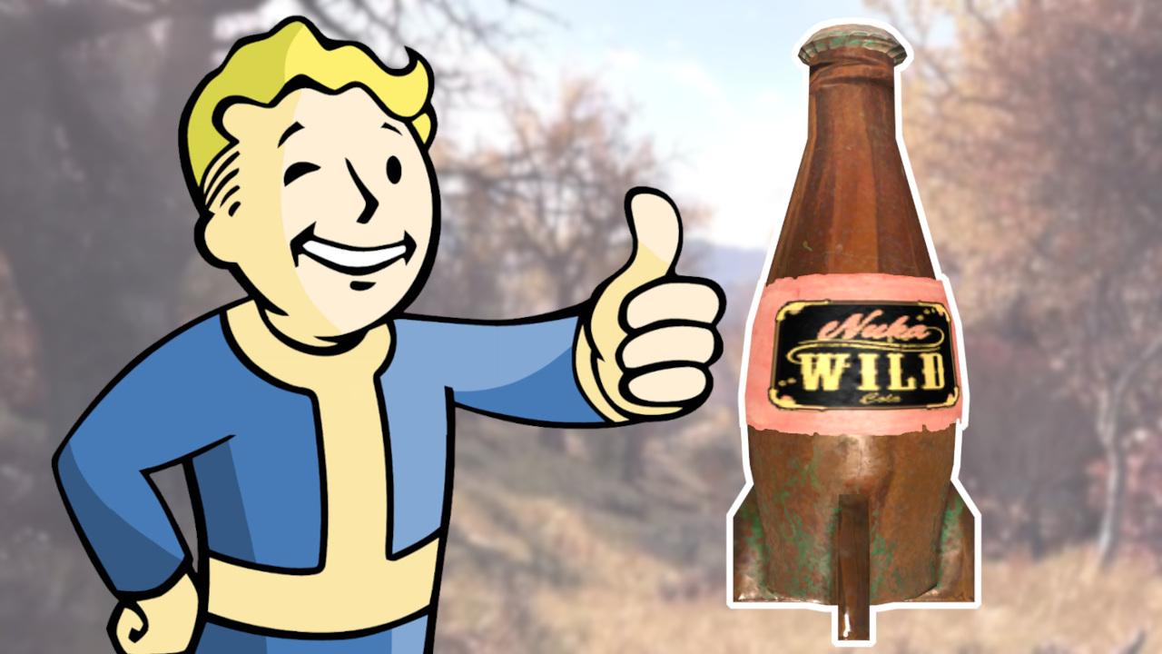 Fallout 76 Nuka Cola Wild