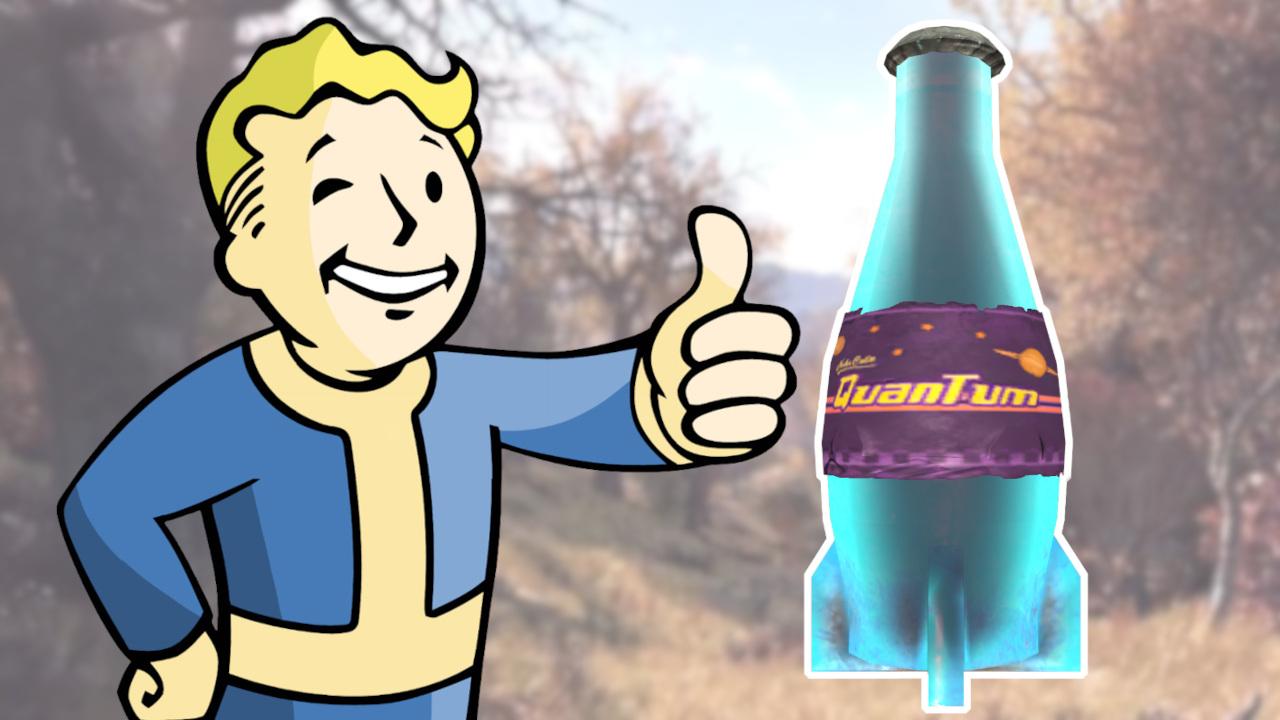 Fallout 76 Nuka Cola Quantum