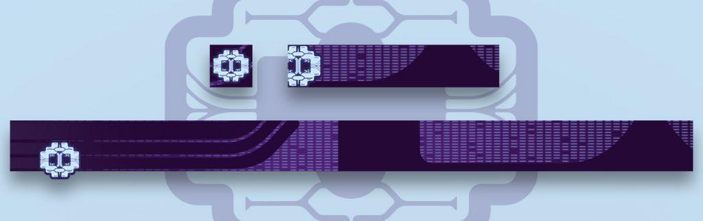 Destiny 2 Raid Emblema de la cripta de piedra profunda