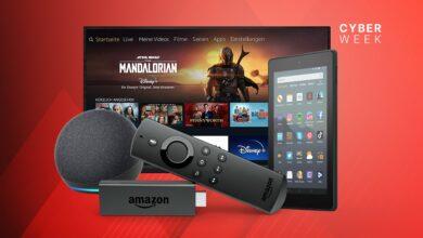 Fire TV Sticks, Echo 4 y otros dispositivos de Amazon están actualmente muy reducidos