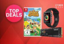 Ofertas de OTTO Black Friday: SSD de 1 TB y Animal Crossing muy reducidos