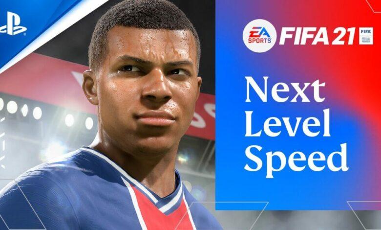 FIFA 21: detalles oficiales del juego en PS5 y Xbox Series X | S