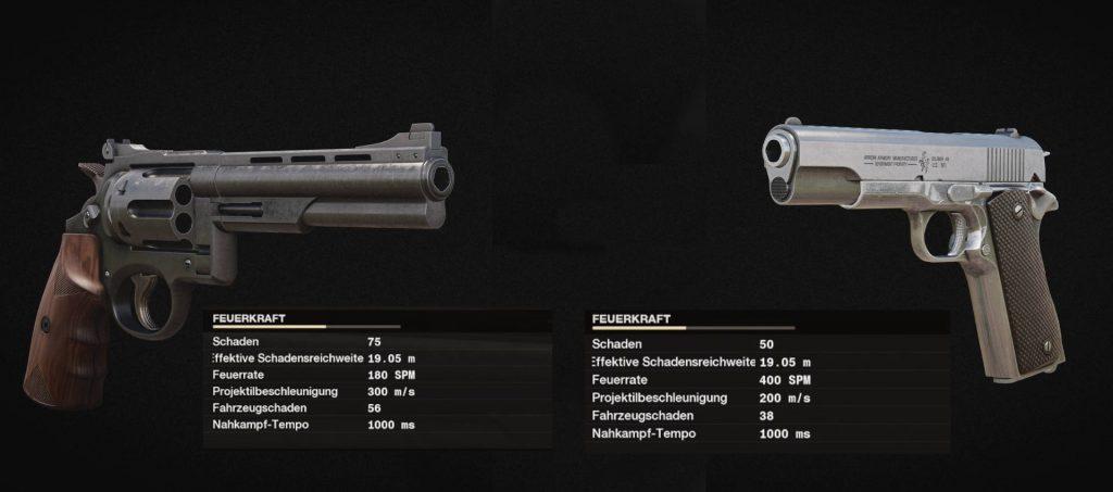 bacalao frío fue la mejor selección de pistolas de armas
