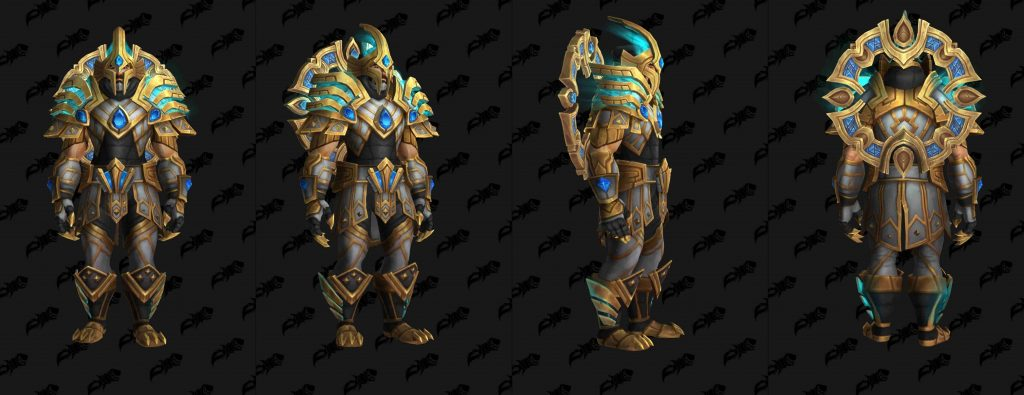 WoW Shadowlands pacts armadura kyrian leather wowhead