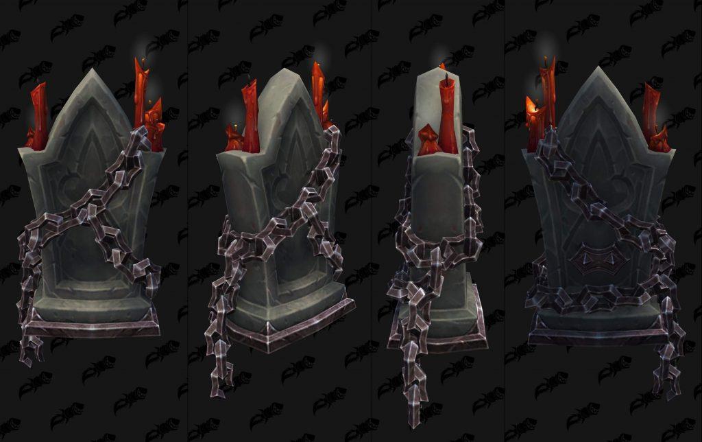 WoW Shadowlands pacts armadura venthyr back 3 venthyr wowhead