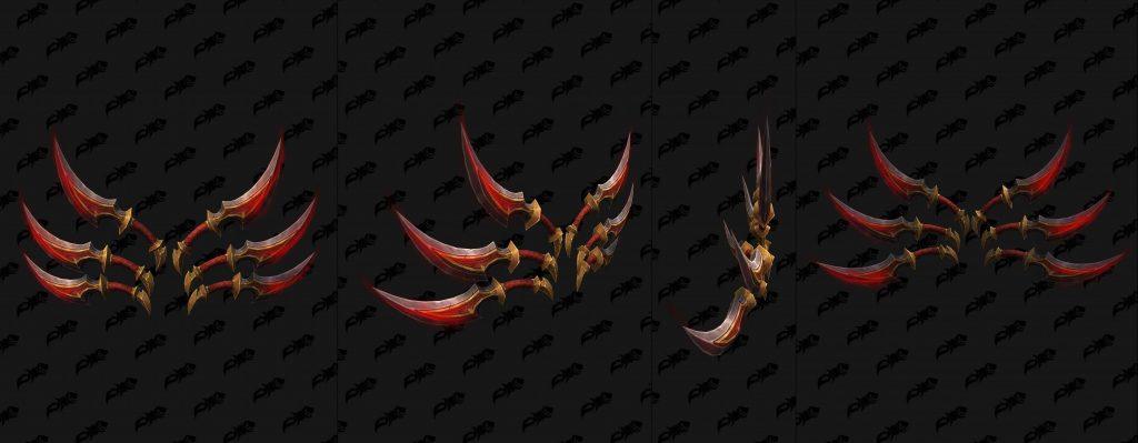WoW Shadowlands pacts armadura espalda ventyhr wowhead