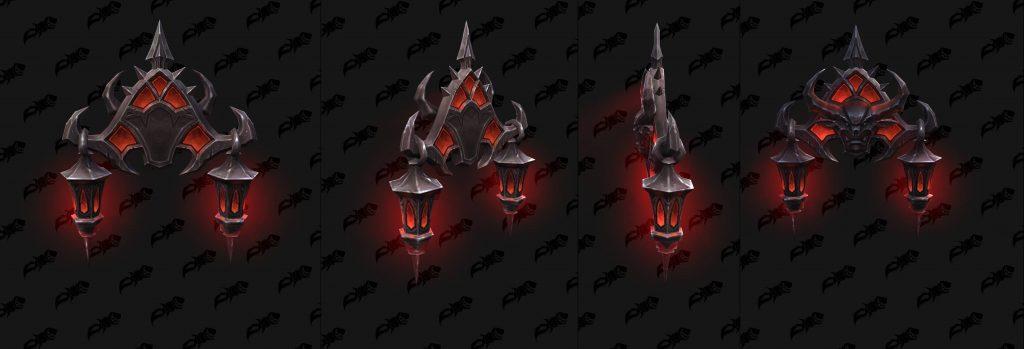WoW Shadowlands pacts armadura respalda 2 Ventyhr wowhead