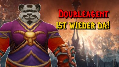 WoW: el Panda Doubleagent neutral vuelve a niveles, ya es nivel 52