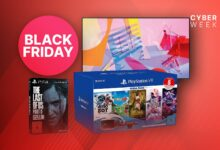 Photo of Amazon Black Friday: PS VR, juegos de PS4 y televisores 4K a la venta