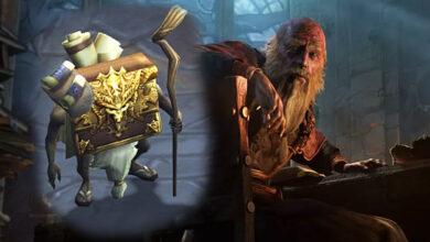 La mascota genial de la temporada 22 en Diablo 3 simplemente está ahí, para que puedas conseguirla