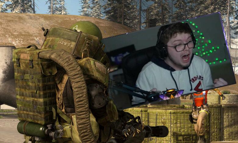 CoD Warzone: 60 muertes en una partida: el streamer rompe un récord mundial loco