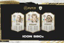 FIFA 21: SBC Icon de Bergkamp, Veron y Hernandez disponibles