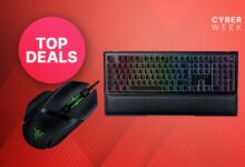 Photo of Teclados y ratones para juegos en Amazon Black Friday a un precio excelente