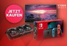 ebay Black Friday ofrece: Nintendo Switch a muy buen precio