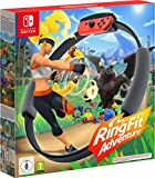 Ring Fit Adventure - (Nintendo Switch)