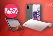 Photo of Amazon Black Friday: Samsung Galaxy S20 + y FRITZ! Caja en oferta