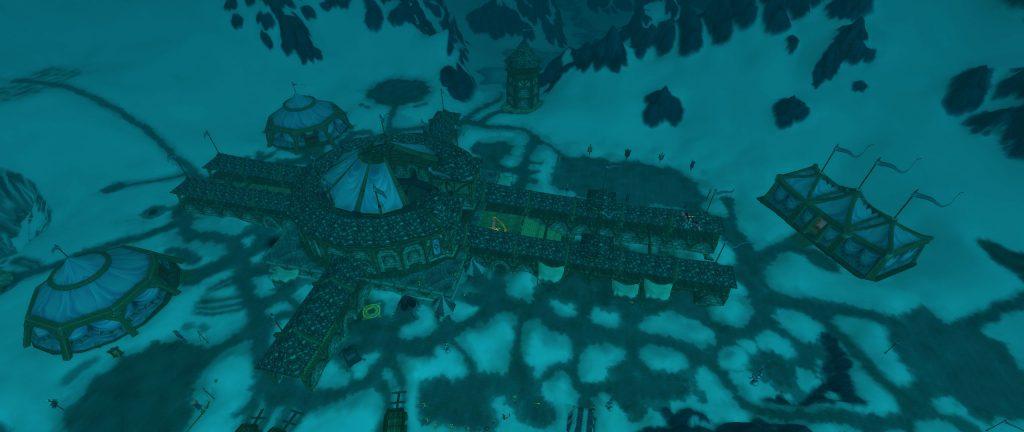 Captura de pantalla de WoW Torneo Argent