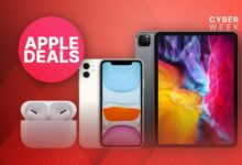 Photo of Apple Black Friday: las mejores ofertas en iPhone, AirPods y iPad