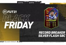 Photo of FIFA 21: SBC Moritz Stoppelkamp Record Breaker Silver Stars Flash – Requisitos y soluciones