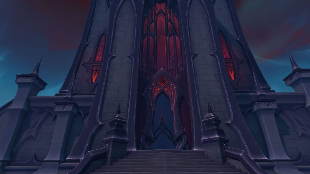 wow las tierras de las sombras, pasillos de la torre de la expiación
