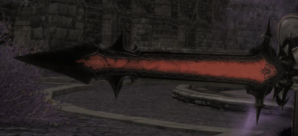 espada ffxiv cylva