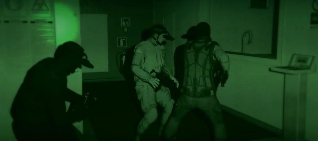 Visión nocturna de GTA Online