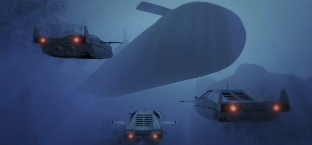 Submarino Stromberg de GTA Online