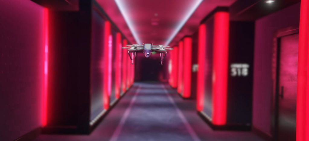 GTA Online Casino Nano Drone